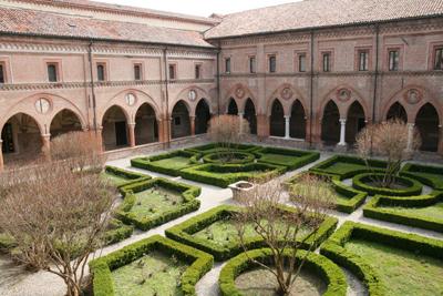 San Benedetto Po Chiostro