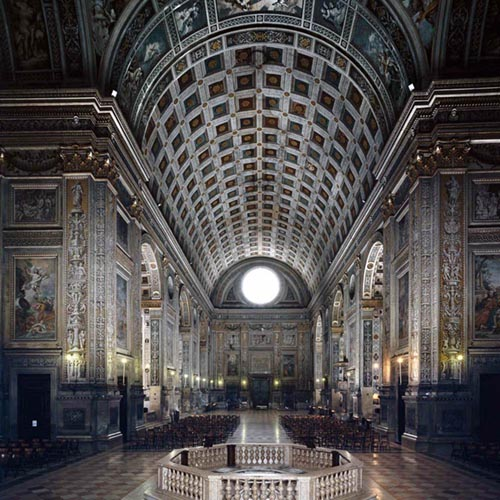 Sant'Andrea navata centrale