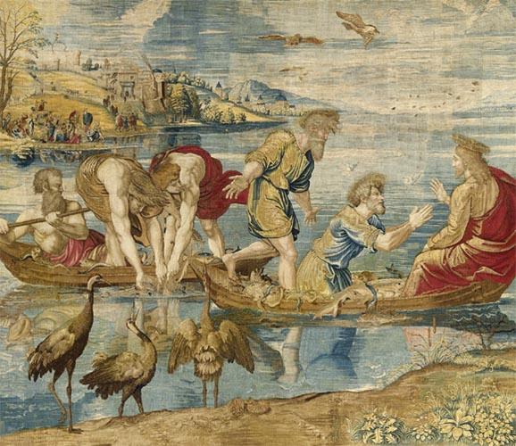 Palazzo Ducale La pesca miracolosa