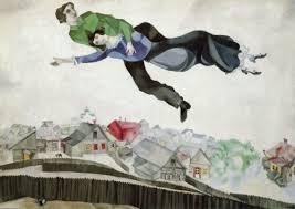 Marc Chagall a Mantova - Palazzo della Ragione dal 5 settembre al 3 febbraio 2019