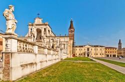 San Benedetto Po Abbazia di Giulio Romano