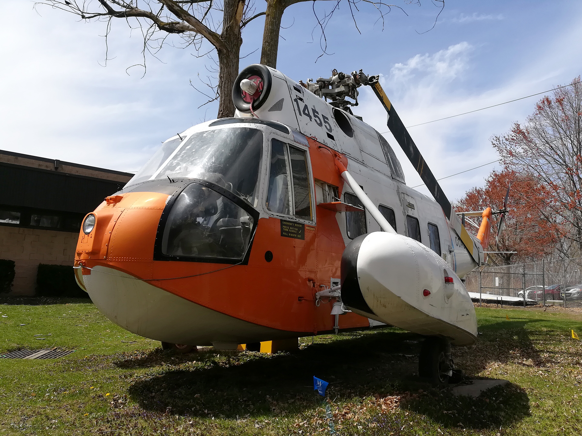 USCG Sikorsky HH-52A Sea Guard