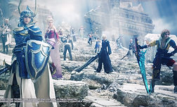DISSIDIA FINAL FANTASY NT Open Beta Test