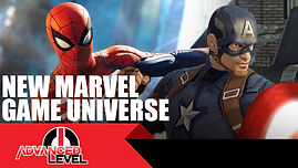 Marvel Game Unverse