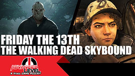 Episode 017 Friday the 13th_TWD Skybound