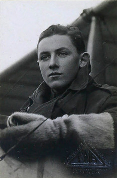 2nd Lieut Ronald Ernest Bright RFC Cert