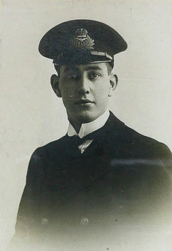 Flight Sub-Lieut Anthony George Allen Sp