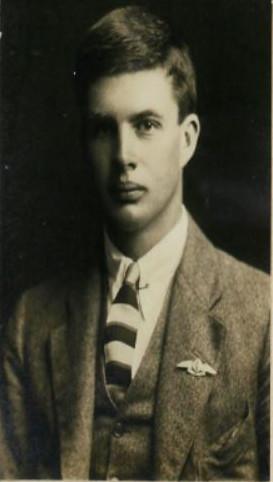 Horace Douglas Riddell Cert 5814 2 Feb 1