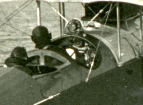 Close-up of 225 H.P. Short
