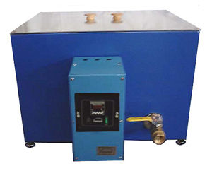 Model MPU15R3 rectangular melter
