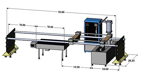 (Above Right/Right) This Concept 6 will remove connectors up to 14 inches long from a multilayer PCB.