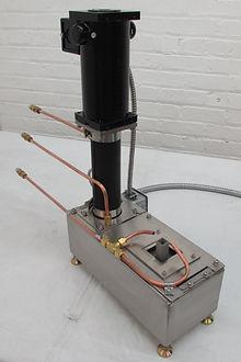 Wenesco Inc M03M Wave Solder Pot