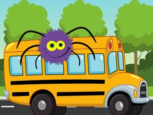 Spider, Spider On My Bus
