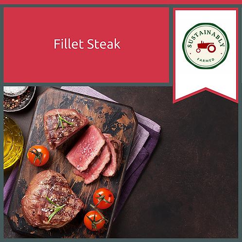 28 Day Matured Fillet Steak 1kg