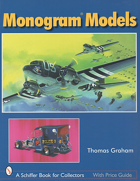 MONOGRAM MODELS by THOMAS GRAHAM