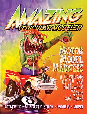 AMAZING VEHICULAR MODELER #1