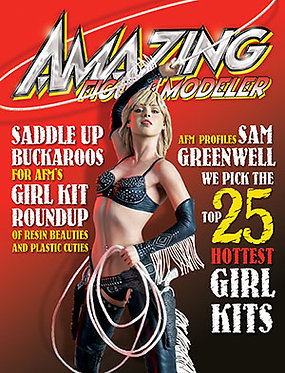 Amazing Figure Modeler Digital #41