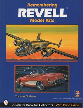 REVELL MODEL KITS by THOMAS GRAHAM