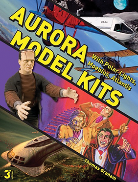 AURORA MODEL KITS by THOMAS GRAHAM