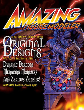 Amazing Figure Modeler Digital #26