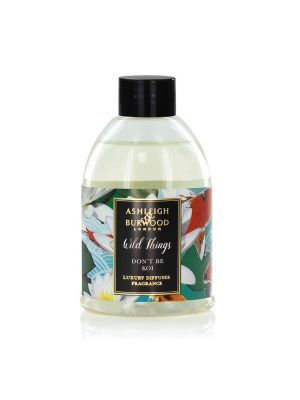 AB761 Don't Be Koi Wild Things 200ml Reed Diffuser Refill