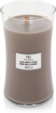 WW Black Amber & Citrus Large Candle