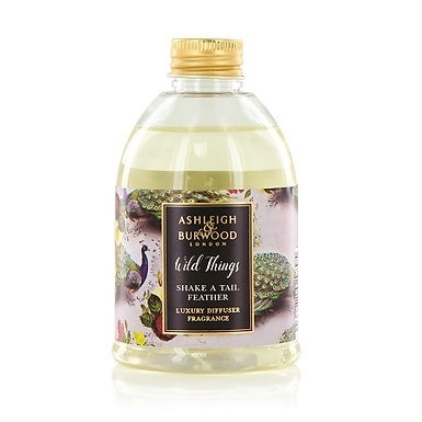 AB757 Shake a Tail Feather Wild Things 200ml Reed Diffuser Refill