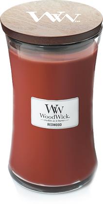 WW Redwood Large Candle