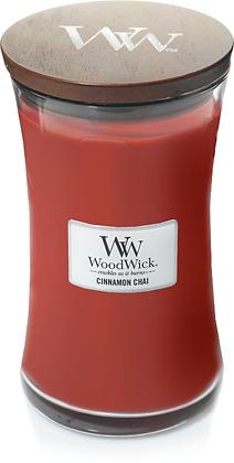 Cinnamon Chai Large Candle