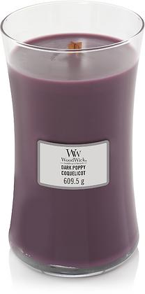 WW Dark Poppy Large Candle