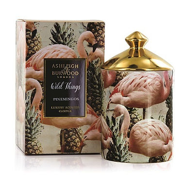 AB735 Pinemingos Wild Things 320gr Candle