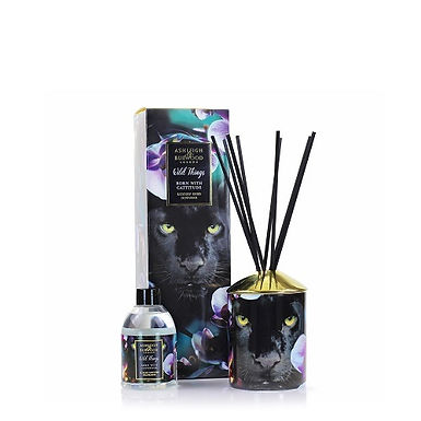 AB750 Born With Cattitude Wild Things 200ml Reed Diffuser