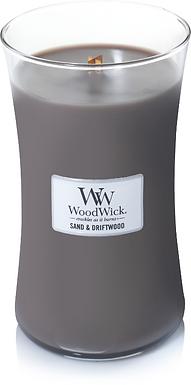 WW Sand & Driftwood Large Candle