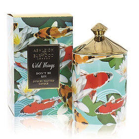 AB740 Don't Be Koi Wild Things 320gr Candle