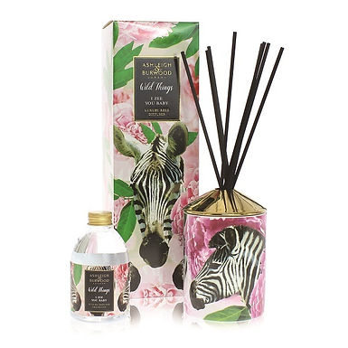 AB773 I Zee You Baby Wild Things Supersized 480ml Reed Diffuser