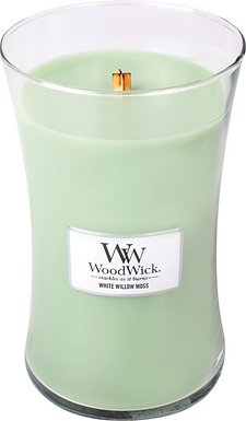 WW White Willow Moss Large Candle