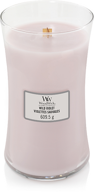 WW Wild Violet Large Candle