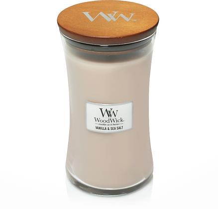 WW Vanilla & Sea Salt Large Candle