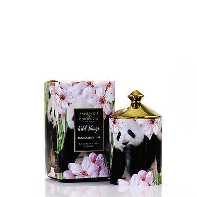 AB840 Pandamonium Wild Things 320gr Candle