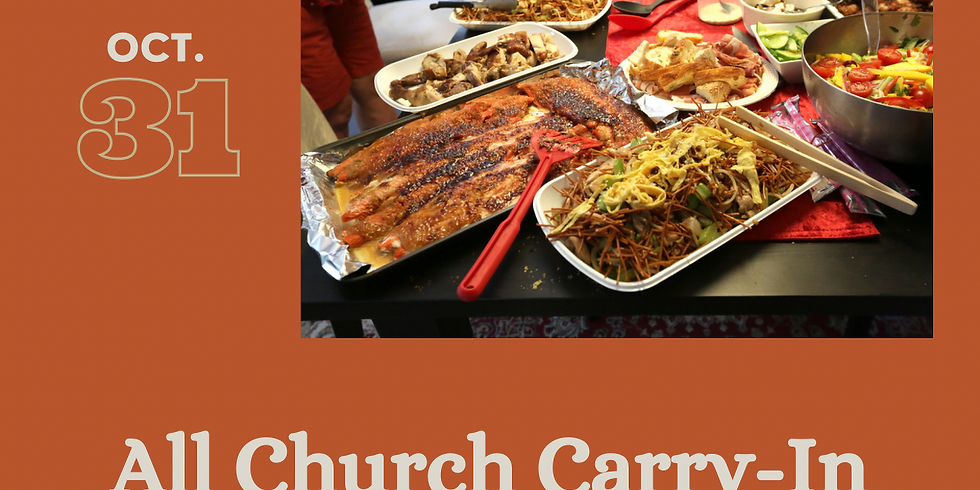 All Church Carry-In