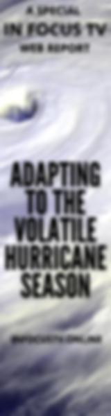 hurricane season Wide Skyscraper (IAB) (