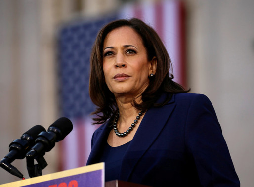 Why Biden rolled the dice on Kamala Harris