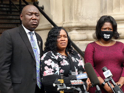 Settlement to family of Breonna Taylor for $12 million by City of Louisville