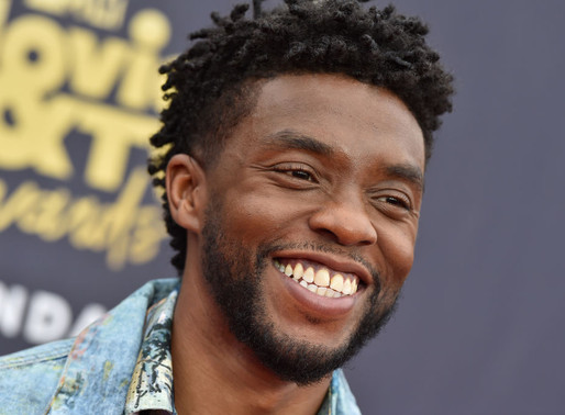Remembering Chadwick Boseman; A Hero beyond the films