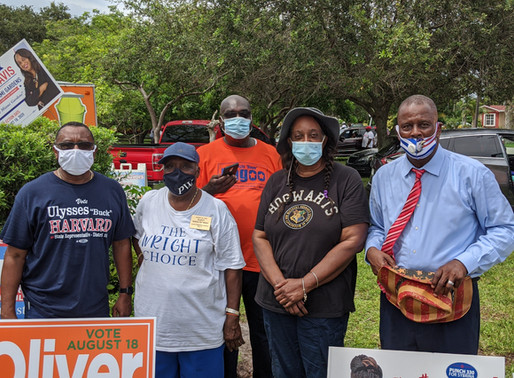 All Politics is Local: Miami Gardens exciting election season