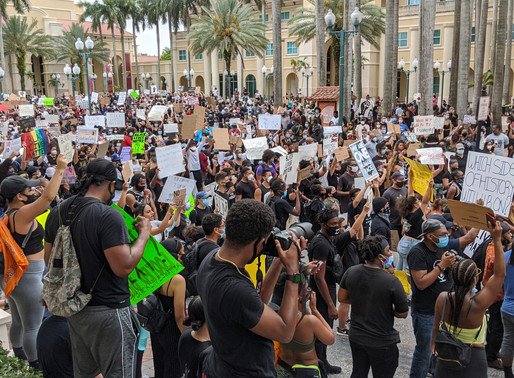 THE EVOLUTION OF PROTESTS: Taking control of the narrative