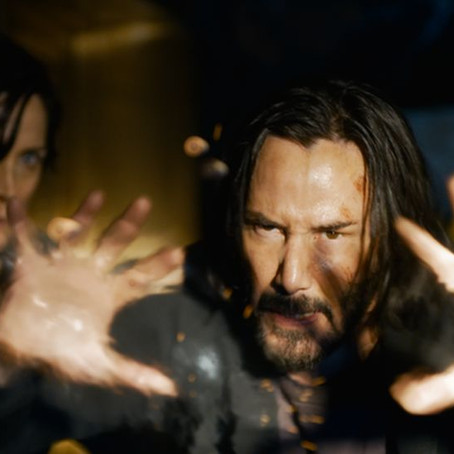 Hollywood Spotlight: The Matrix Resurrections has it's first official trailer