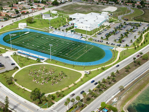 THE UPDATE                              Miami Gardens in transition