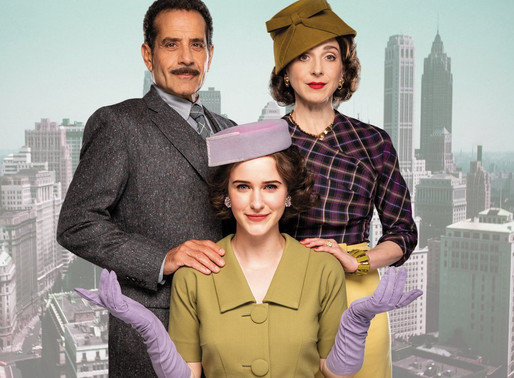 Marvelous Mrs. Maisel; 20 Emmy nominations: Hollywood Spotlight