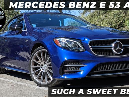 AutoFOCUS Test Drive: The Mercedes Benz AMG E53